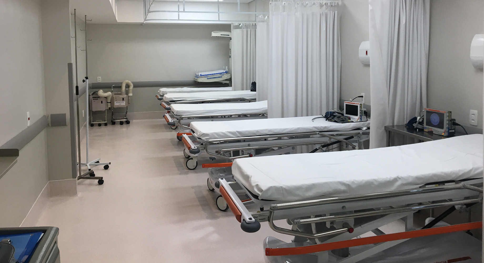 projetos hospitalares